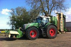 Fendt and triples