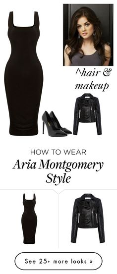 Designer Clothes, Shoes & Bags for Women Aria Style, My Style, Aria Montgomery Style, Pretty Little Liars Outfits, Summer Outfits, Cute Outfits, Everyday Outfits, Fashion Models, Saint Laurent
