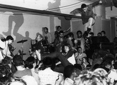 Jimmy G x Minor Threat (The Wilson Center, Washington DC w/ Minor Threat, The Misfits, Faith, Void and Double O).