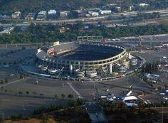"""""""Qualcomm Stadium"""" San Diego Chargers NFL Estados Unidos"""
