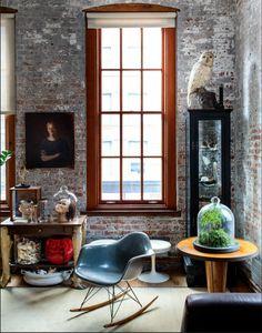 eclectische woonkamer voorbeelden
