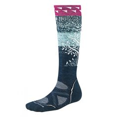 689497f6f Smartwool Women s PhD Snowboard Medium (Deep Sea). Hiking SocksRunning ...