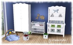 Nursery by dorosimfan1 - Sims 3 Downloads CC Caboodle Check more at http://customcontentcaboodle.com/nursery-by-dorosimfan1/