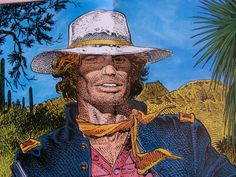 Blueberry by Moebius