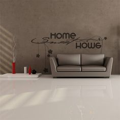 Decoretto - Wandtattoo - Home sweet home 2