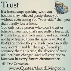 Doe Zantamata: Trust and Gossip