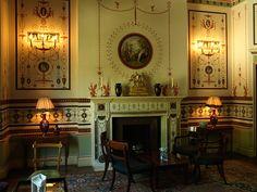 Luxury Rooms & Suites in Marylebone, London - Home House Belton House, Harewood House, Georgian Interiors, Georgian Homes, French Interiors, Beautiful Interiors, Beautiful Homes, English House, Bohemian