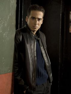 Kirk Acevedo. If PQ was made into movies, I'd cast him as Paddy and Mel's partner-who, as if yet, has no name :P