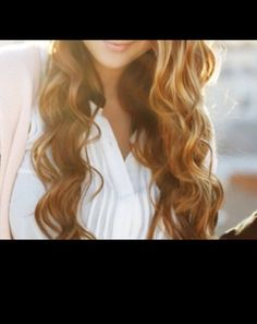 Gorgeous Soft Heatless Curls Overnight #Beauty #Trusper #Tip