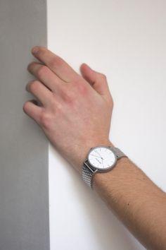 Mr. Boho silver watch. Designed in Spain. • Stříbrné  celokovové hodinky Mr. Boho.  #watches #menswatches #watchesformen #womenswatches #silverjewelry #mrboho #hodinky #5to12watches Vintage Iron, Boho, Metallica, Watches, Unisex, Retro, Accessories, Wristwatches, Bohemian