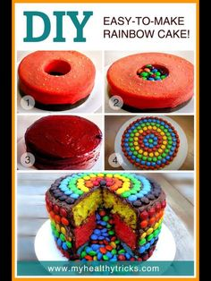 Cool cake.