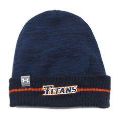 266b54312ef Titans Sideline Beanie - Navy