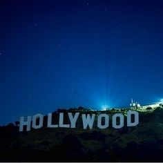 The Hollywood sign is iconic! This would be a great place to go sight-seeing!