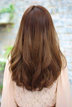 Hair Cuts Natural Curls Perms Ideas For 2019 Haircuts For Medium Hair, Medium Hair Cuts, Long Hair Cuts, Medium Hair Styles, Medium Curls, Ginger Brown Hair, Brown Hair Tones, Curly Hair Styles, Colored Curly Hair