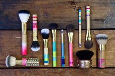 DIY Makeup Brushes from Tarte