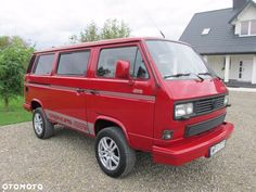 Używane Volkswagen Transporter - 29 000 PLN, 220 000 km, 1986 - otomoto.pl
