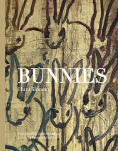 Bunnies by Hunt Slonem | Glitteratiincorporated  Saving for later reference in the book category...
