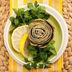 The artichoke: nature's finger food. Au naturale. Simply steamed. Is any other plain vegetable quite so botanically romantic? Maybe it's the delicately sweet flavor. Maybe it's be…