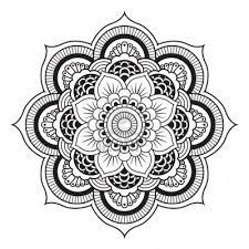 11 Best Flower Graphics Images Mandala Tattoo Dibujo Lotus Flower