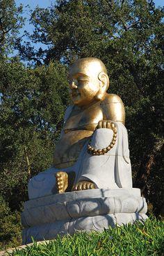 Bacalhôa Buddha Eden, propriedade do Comendador Joe Berardo - Quinta dos Loridos- Bombarral, Portugal