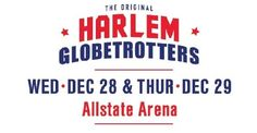 Enter to win 4 VIP tickets to Harlem Globetrotters!