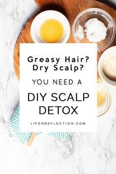 DIY Scalp Detox