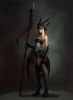 Dragon Warrior by ~MercurialXen on deviantART