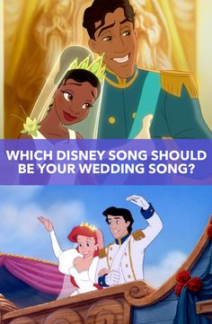 Quiz: Which Disney Song Should Be Your Wedding Song? Disney Quiz, Disney Songs, Disney Nerd, Disney Quotes, Disney Girls, Disney Wedding Songs, Disney And More, Disney Love, Disney Magic