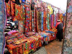 Otavalo Market (Otavalo - Ecuador)