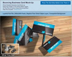 Business Card Mockup — Photoshop PSD #photorealistic mockup #modern mockup • Available here → https://graphicriver.net/item/business-card-mockup/3669469?ref=pxcr