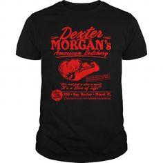 I Love Dexter morgan 1 T-Shirts