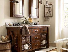 Master Bathroom Ideas | Pottery Barn