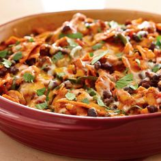 Chicken Tortilla Casserole - The Pampered Chef®