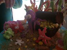 #mermaidcake #mermaidparty