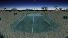 This Dew-Harvesting Greenhouse Waters Itself--And Then Makes Clean Drinking Water   Co.Exist   ideas + impact