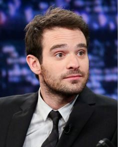 Charlie Cox being adorable