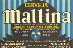 Cervejaria Brahma - Cerveja Maltina
