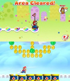 """Mario creator Shigeru Miyamoto and Apple CEO Tim Cook  """"Super Mario Run,"""" Nintendo's first Mario game for smartphones, got its first major update on Thursday since its release last December.   The new update includes new courses, a mode with super-quick gameplay, a new playable character, and other improvements.  Designed to be played without a controller, the touch-screen controls for """"Super Mario Run"""" are dead simple: you just tap the screen to make Mario jump.  Marking the first time…"""