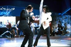 I want to dance at Jack Rabbit Slim's with Uma Thurman... this is Tarantino at his best.