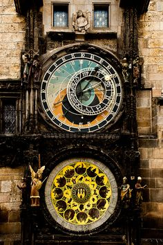 The Astronomical Clock, Prague I'm headed there in June of 2013.