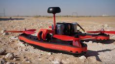 Holybro Shuriken 250 FPV Racer Quadcopter Unboxing Review