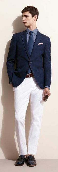 Tommy Hilfiger Tailored Spring/Summer 2014 Men's