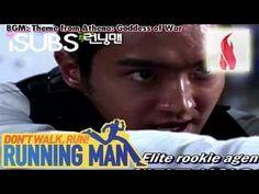Running Man Ep 22 [Eng Sub]: Choi Si-won, and Kim Min-jong!