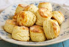 Baking Powder Biscuits Recipe using King Arthur Unbleached All-Purpose ...