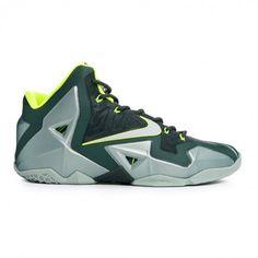 Nike Lebron Xi 616175-300 Sneakers — Basketball Shoes at CrookedTongues.com