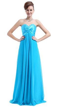 Faironly M23 vestido de la dama de honor del baile de noche de las mujeres (X-Small, Turquesa) FairOnly http://www.amazon.es/dp/B00V28LFTY/ref=cm_sw_r_pi_dp_jLf.vb1GSY79X