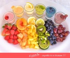 Fruity rainbow :)