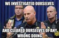I personally guarantee we're trustworthy, says Tacoma Washington police.