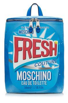 Sac à dos imprimé   Moschino