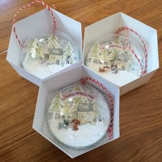 Papertrey Ink – Tinsel and Tags Ornament GiftboxesPosts about papertrey ink written by periwinky Christmas Paper Crafts, Homemade Christmas Cards, Handmade Christmas Decorations, Christmas Ornaments To Make, Christmas Projects, Holiday Crafts, Christmas Globes, Globe Ornament, Christmas Baubles
